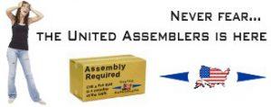 United Assemblers Slogan Banner